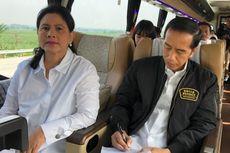 Presiden Jokowi Jadi Saksi Pernikahan Putri Menristek Dikti