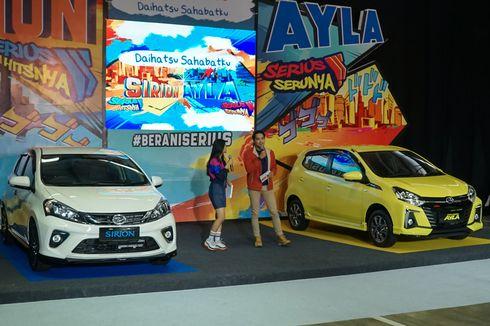 Mobil Baru Daihatsu 2020 Hanya Ayla dan Sirion