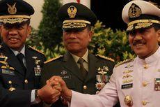 Panglima TNI: Semua Kepala Staf Cocok Jadi Panglima