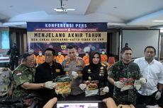 Polisi Bongkar Penyelundupan Narkotika Stok Akhir Tahun lewat Kargo Bandara Soekarno-Hatta
