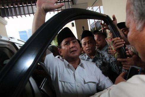 Prabowo Bicara soal Harapan dari Anak-anak Muda Indonesia