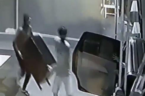 Kronologi Pencurian Kotak Amal Mushala, Diangkut Komplotan Pencuri Pakai Mobil