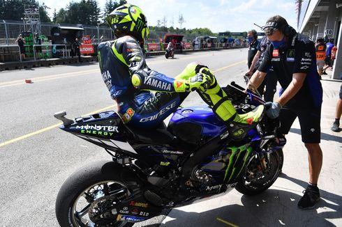 Pengamat MotoGP: Valentino Rossi Bisa Bikin Kacau Petronas Yamaha SRT