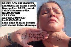 Saat Para Artis Indonesia Ikut Kampanyekan Peduli Korban Karhutla Riau