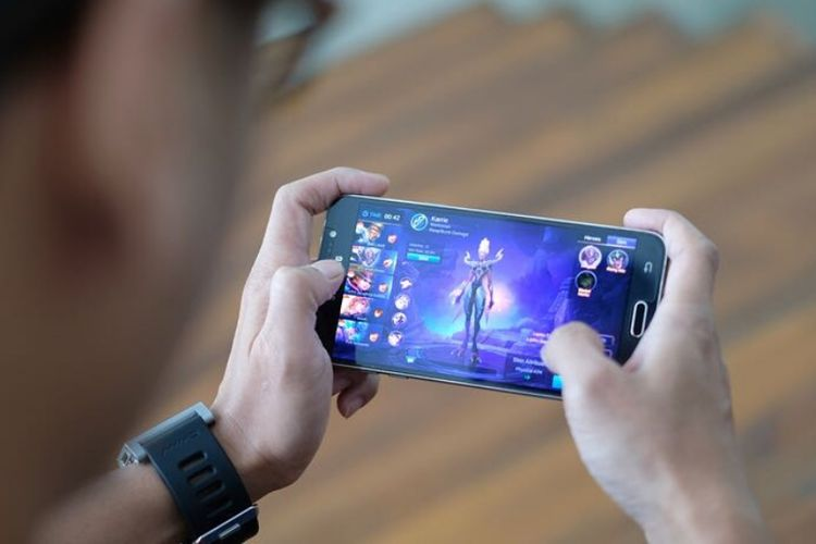 Ilustrasi game Mobile Legends
