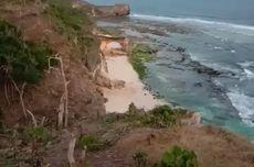Gempa Magnitudo 5,5 di Sumba Barat Daya, Warga Berhamburan Keluar, Tebing Pantai Runtuh