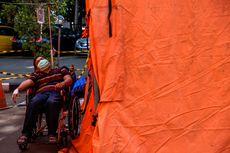 Rumah Sakit Penuh, 80 Persen Pasien Covid-19 di Bekasi Jalani Isolasi Mandiri
