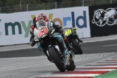 Quartararo Tercepat, Rossi Asapi Marquez di FP2 MotoGP Thailand