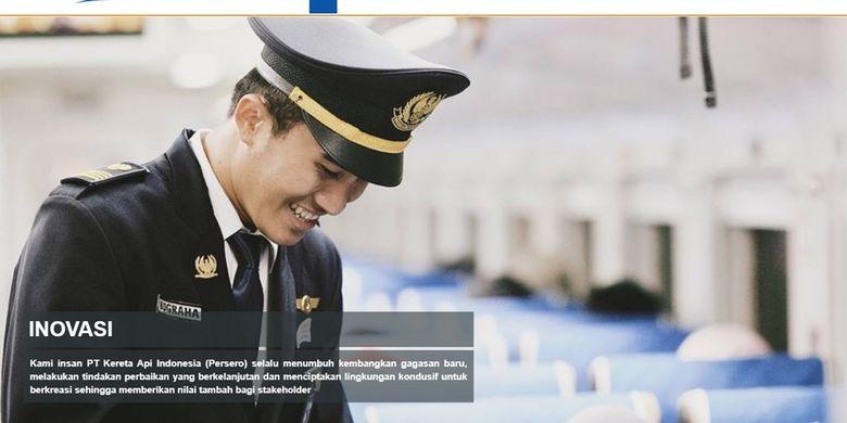 Pt Kai Buka 8 Lowongan Untuk Lulusan Sma Dan Smk Ini Info Lengkapnya Halaman All Kompas Com