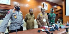 Jelang PON XX 2021, Pemprov Papua Buat Tim Kecil untuk Koordinasi