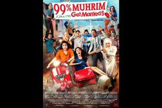 Sinopsis 99% Muhrim: Get Married 5, Konflik Keluarga Mae
