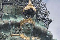 Patung GWK Selesai Dibangun, Acara Syukuran Akan Digelar 4 Agustus