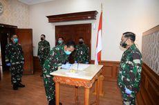 Kolonel Ignatius Eko Djoko Resmi Jabat Karo Humas Kemhan