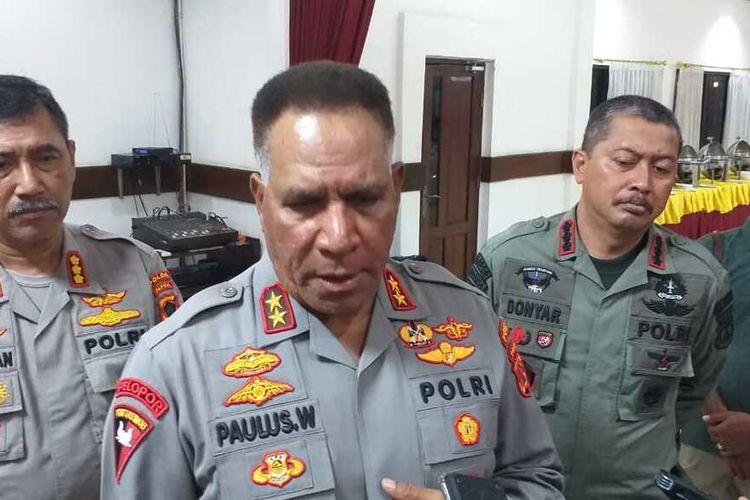 Kapolda Papua Irjen Polisi Paulus Waterpauw