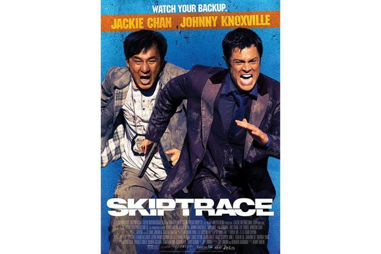 Skiptrace adalah film aksi komedi yang dibintangi oleh Jackie Chan