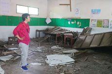 29 Tahun Tak Pernah Renovasi, Plafon di Sekolah Ini Ambruk