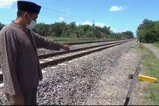 4 Kali Warganya Tertabrak Kereta di Pelintasan Tanpa Palang, Ini Permintaan Kepala Desa pada Pemda