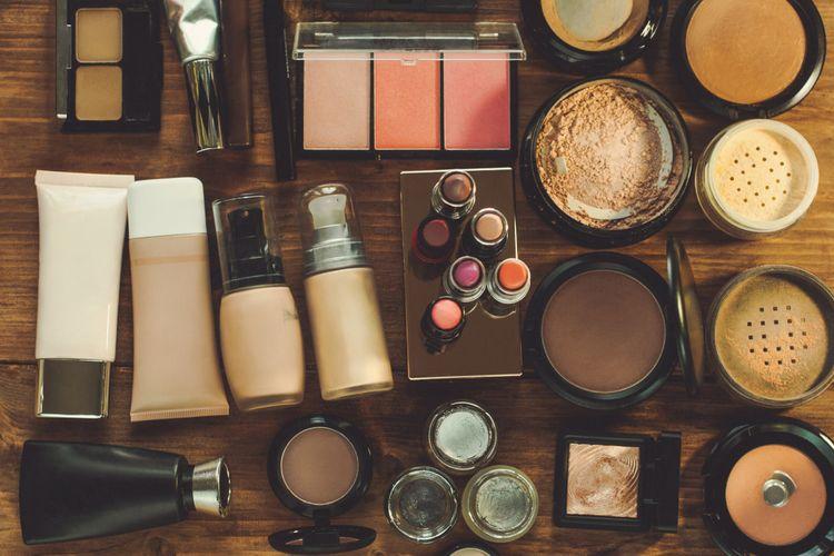Ilustrasi kosmetik.