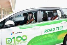 Bicara Soal Green Diesel Pertamina, Jokowi : 1 Juta Ton Sawit Petani Bisa Diserap