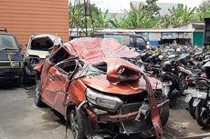 Detik-detik Kecelakaan Maut di Sleman, Ditemukan Botol Miras di Dalam Mobil