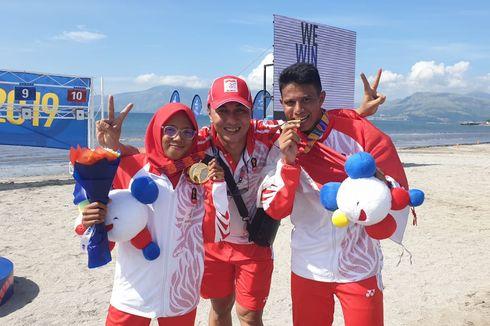 Empat Cabor Sumbang Medali Emas Indonesia Jadi 27 Keping
