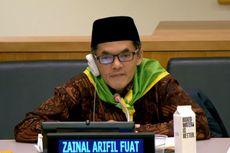 Petani Asal Indonesia Jadi Pembicara di Markas PBB