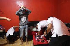 Gerebek Markas PP di Cibodas, Polisi Temukan Alat Isap Sabu dan Ratusan Botol Miras