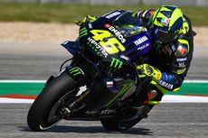 MotoGP Amerika, Valentino Rossi Akui Kehebatan Alex Rins