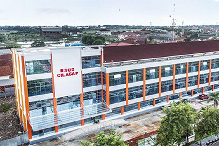 Rumah Sakit Umum Daerah (RSUD) Cilacap.