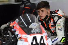 Kecelakaan Fatal, Pebalap 14 Tahun Tewas di CEV Moto3 Aragon