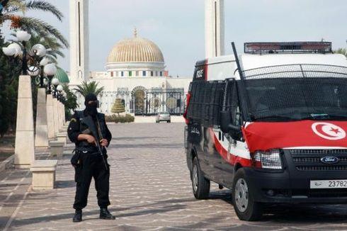 Bom Bunuh Diri Guncang Kota Wisata Tunisia