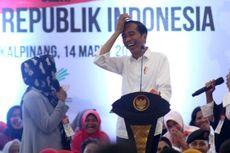 Saat Jokowi Berkelakar soal Vetiver dan Penyanyi Dangdut Vety Vera...
