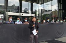 Penyelidik Diduga Dianiaya, Wadah Pegawai KPK Gelar Aksi Solidaritas
