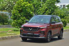 Kupas Fitur Wuling Almaz RS, SUV yang Dijual Rp 350 Jutaan