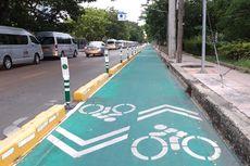 Menengok Jalur Sepeda di Bangkok