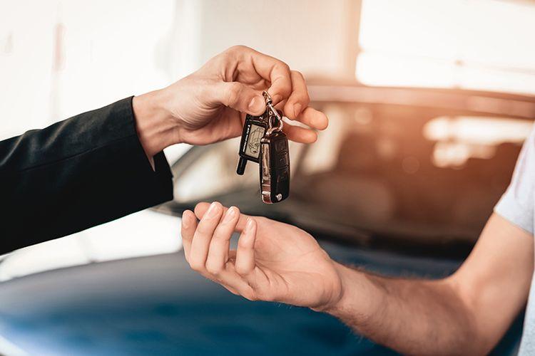 Ilustrasi menjual mobil bekas (Dok. Shutterstock)