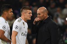 Butuh Duit, Real Madrid Ingin Jual Cepat 4 Pemain Ini