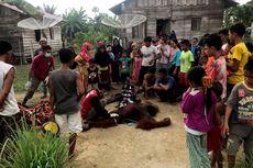 Derita Orangutan Paguh, Mata Buta Kena Tembakan Senapan Angin, Ada 24 Peluru di Tubuh
