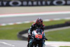 Ada Penyesalan Fabio Quartararo yang Tertinggal di MotoGP Belanda 2019