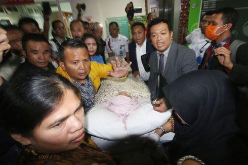 Setya Novanto Dibawa ke Ruang CT Scan