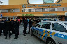 Penembakan Massal di Rumah Sakit Ceko, 6 Orang Tewas