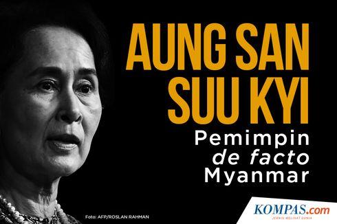 INFOGRAFIK: Aung San Suu Kyi