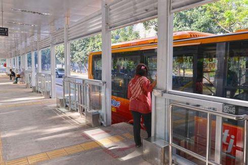Halte Transjakarta Akan Terintegrasi Stasiun MRT, LRT, dan KRL