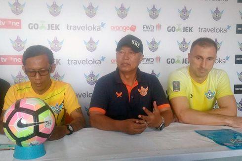 Optimisme Skuad Persegres Jelang Menjamu Borneo FC