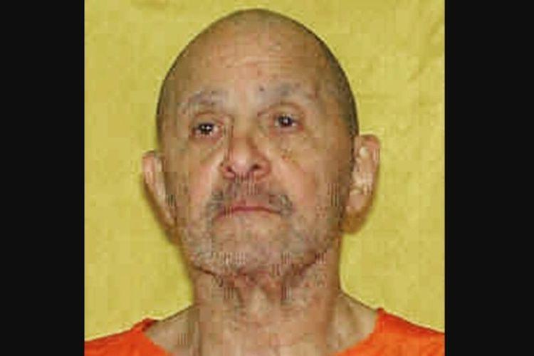 Alva Campbell (69) terpidana mati kasus pembunuhan di Ohio.