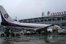 Diancam Bom, 4 Penerbangan Domestik China Dialihkan