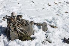 Wow, Ada Danau Tengkorak Misterius di Himalaya