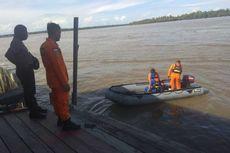 Seorang Guru Hilang Tenggelam Saat Naik Longboat di Perairan Asmat, Papua