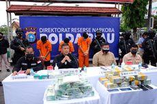 Akhir Perjalanan Perwira Polisi yang Jadi Kurir Sabu 16 Kilogram