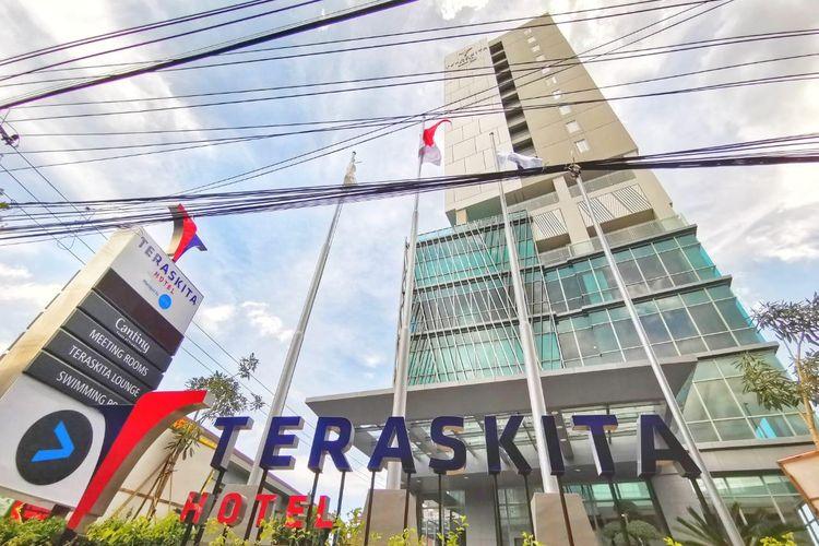 Teraskita Hotel Makassar Managed by Dafam, sebuah hotel baru di Makassar yang mulai beroperasi pada Jumat (25/9/2020).